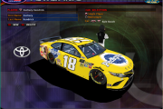 2020 Kyle Busch New Hampshire Pedigree