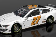 2020 Cup Series JJ Yeley New Hampshire