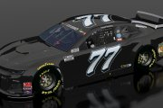 2020 Cup Series Garrett Smithley New Hampshire