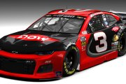 2020 Austin Dillon's Dow Mobility Science