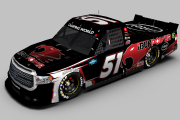 Fictional #51 iBUYPOWER Truck CWS15