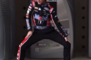 Clint Bowyer Dancing Game Intro Video