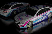 Cancer Research UK #75 Toyota
