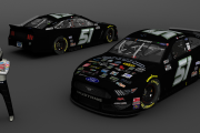 2020 51 Joey Gase Thanks to Our Partners Martinsville