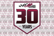 JGR 30 Years Logo