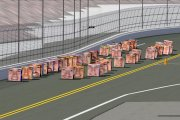 2021 NASCAR Cube Cup Series Carset