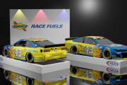 Erik Jones 43 Sunoco 21 car fic