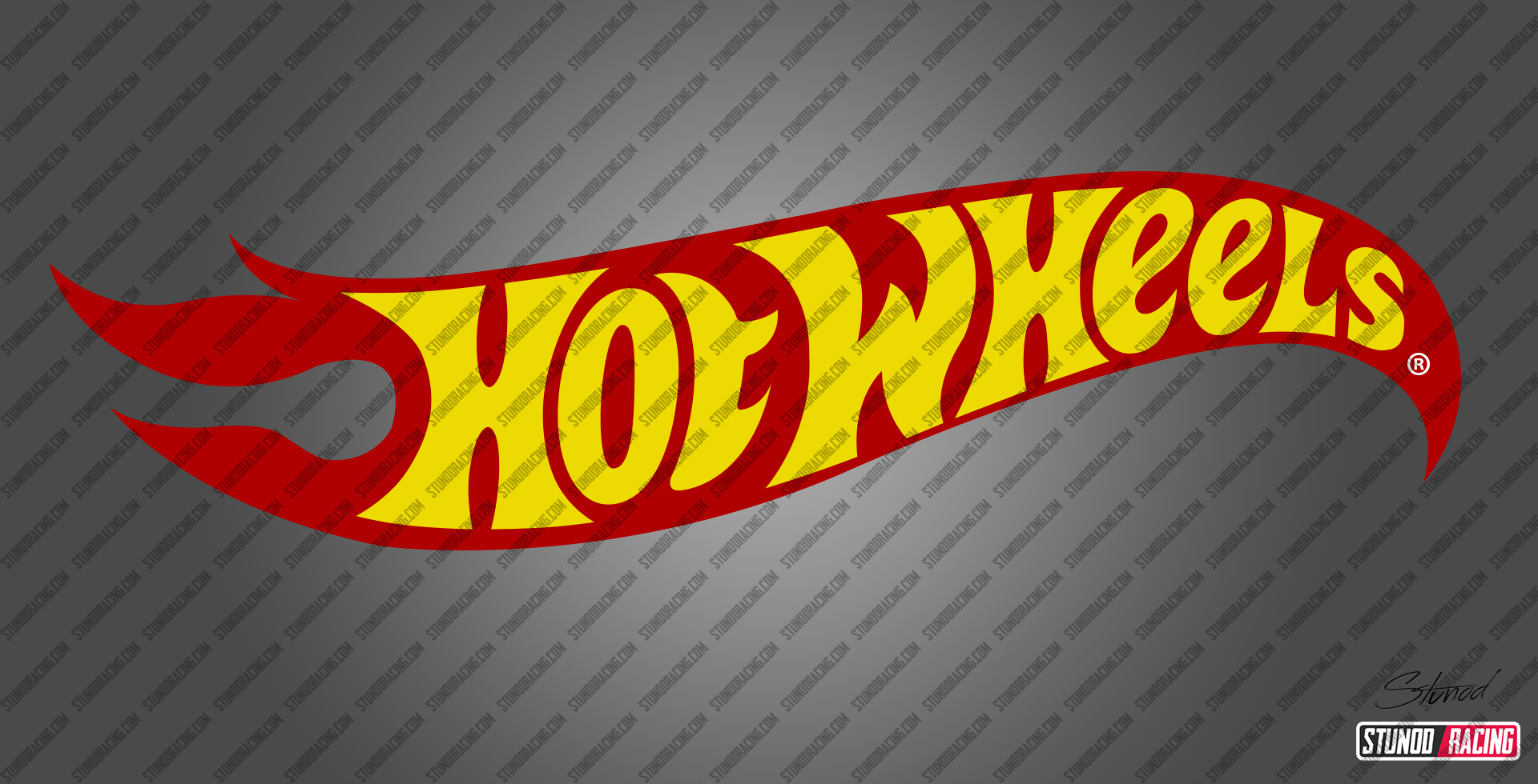 hotwheels logo stunod racing. Black Bedroom Furniture Sets. Home Design Ideas