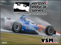 rFactor Hot Lapping: Indycar 2018 @ St Pete | Stunod Racing