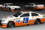 Fictional #19 2015 Carl Edwards Throwback v2