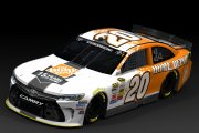 Matt Kenseth Home Depot 15 Years of Racing  2014