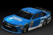 Michael Waltrip Maxwell House 2015