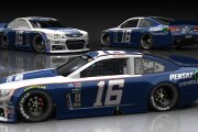 Fictional #16 Rusty Wallace ARCA Retro