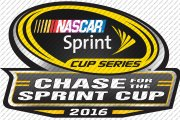 NASCAR Sprint Cup Series Chase For The Sprint Cup Logo 2016