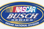 NASCAR Busch Series Grand National Division Logo