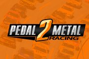 Pedal 2 Metal Racing Logo