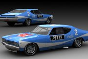 #2 Richard Petty IROC GN69ss Chevelle