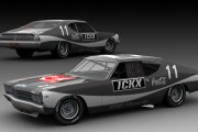 #11 Jacky Inkx IROC GN69st Chevelle