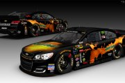 2016 Gatorade Sprint Cup Car Base