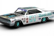 GN63 #51 KoolAir Ford Galaxy