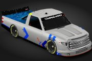2021 Johnny Sauter #13 Daytona Base