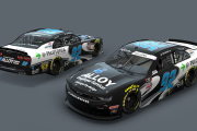 NXS20 2020 #92 Josh Williams Kan2 Chevy