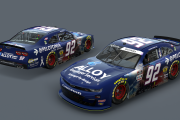NXS20 2020 #92 Josh Williams Tal2 Chevy