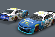 NXS20 2020 #92 Josh Williams Rov1 Chevy