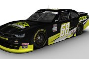 NXS20 2020 #68 Brandon Brown LV2 Chevy