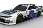 NXS20 2020 #68 Brandon Brown Mar1 Chevy
