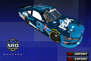 *FICTIONAL* Clint Bowyer #14 PEAK AntiFreeze SHR