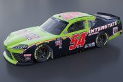 Ty Gibbs #54 Interstate Batteries Throwback (NXS20)