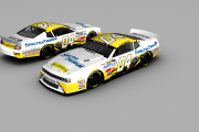 2016 #04 J.F. Dumoulin Dodge Challenger (Pinty's Series)
