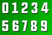 Upbolters Number Set