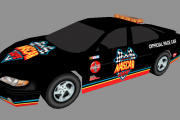 NASCAR Cafe Pace Cars (3-Pack)
