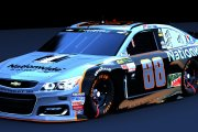 #88 Dale Jr's Gray Ghost Nationwide 2017 (Martinsville)