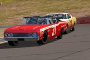 1970 Buddy Young #31 GN70SS Ford Torino (Motor Trend 500)