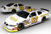 Clair Zimmerman's #62 2005 ARCA Pontiac Grand Prix (Advance Discount Auto Parts 200)