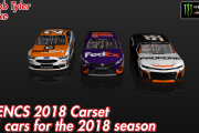 2018 MENCS Carset (31 Cars)