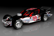 #29 Kevin Harvick GM Goodwrench Whelen Modified
