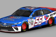 #56 Carquest Gen6 Alternate paint