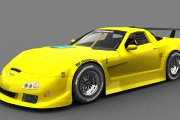 2008 Zr1 for PWF Trans Am