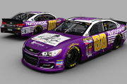 Dale Jr 2015 Dale Jr Foods Chevy SS