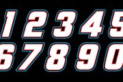 Morgan Shepherd Numberset