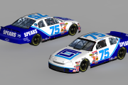Cup98/BuschGns98 - Kevin Harvick Spears Motorsports