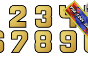 Wood Brothers Number set