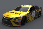2018 MENCS Carset (12 Cars)
