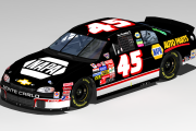 #45 Ron Hornaday Jr NAPA Chevrolet (Winston West)