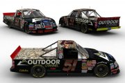 NCTS09 #51 Outdoor Channel Ford F150 FICTIONAL