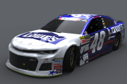 2018 MENCS Jimmie Johnson Carset (21 Cars)